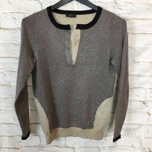 Cyrus V Neck Sweater Size Medium